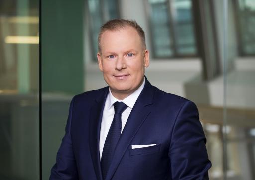 Marc Harms, Geschäftsführer Union Investment Austria