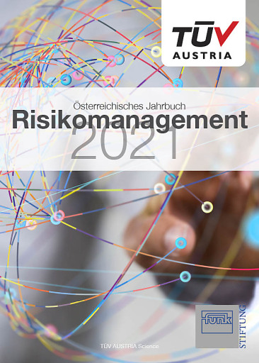 Cover Österreichisches Jahrbuch für Risikomanagement 2021