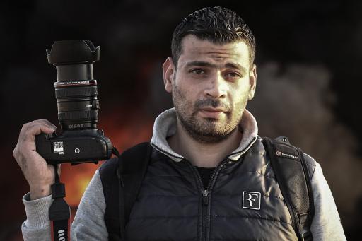 Pictures of the Year International: dpa-Fotograf Anas Alkharboutli erhält Auszeichnung / Weiterer Text über ots und www.presseportal.de/nr/8218 / Die Verwendung dieses Bildes ist für redaktionelle Zwecke unter Beachtung ggf. genannter Nutzungsbedingungen honorarfrei. Veröffentlichung bitte mit Bildrechte-Hinweis.