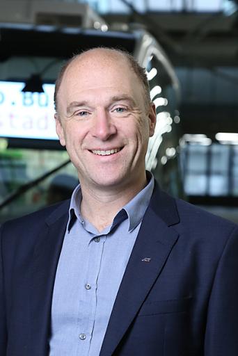 Portrait neuer AIT Principal Scientist Thomas Zemen