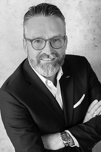 Fachverbandsobmann Christoph Berghammer