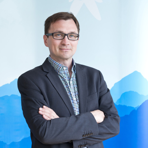 Gerald Dunkel-Schwarzenberger, Vorsitzender des VAVÖ (Verband Alpiner Vereine Österreich)