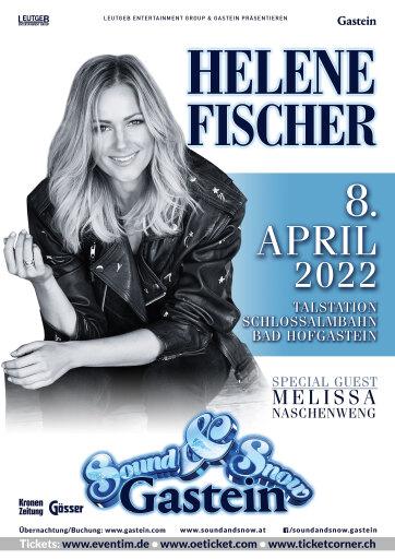 Helene Fischer Bad Hofgastein 08.04.2022