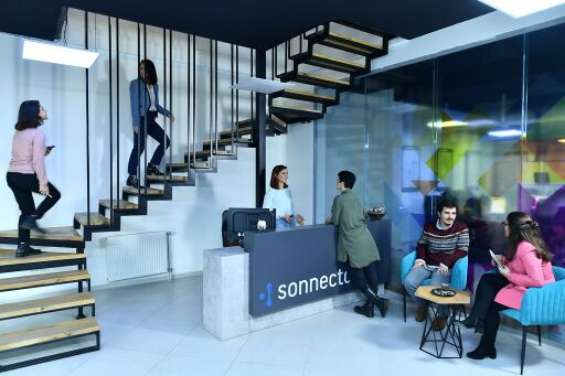 Sonnecto mit Sitz in Prishtina beschäftigt derzeit 70 Mitarbeiter und plannt seinen Umsatz 2021 zu verdoppeln.