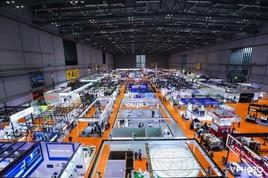Deutsche Unternehmen suchen Chancen auf Chinas Importexpo (FOTO)