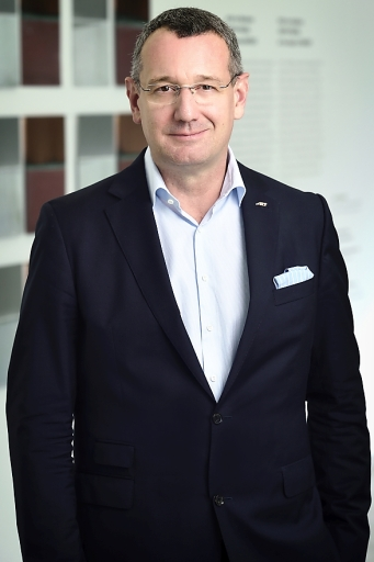 Mag. Michael Hlava, Head of Corporate and Marketing Communications