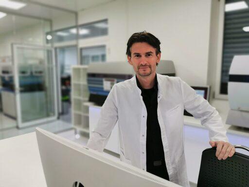 Dr. Daniel Wallerstorfer, CEO Novogenia