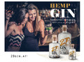 2B HEMP GIN - PLATZ 1 BEIM WORLD GIN AWARDS 2021