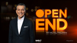 "Michel Friedman talkt ""Open End"" - ab 17. April samstags 23 Uhr"
