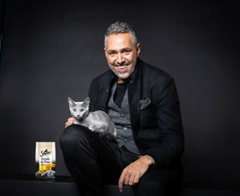 """""""Manchmal sind Katzen die besseren Geniesser"""" - Gemeinsame Aktion von Starkoch Roland Trettl und Sheba (FOTO)"""