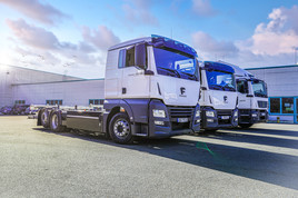 Mehr Power für die E-Mobilität im Schwerlastverkehr