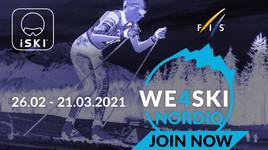WE4SKI NORDIQ 2021 –