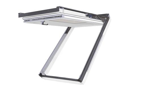 Das neue Klapp-Schwingfenster FPT MAX R3 mit einem Schallschutzwert von 42 dB schützt vor Lärm und erhöht den Wohnkomfort.
