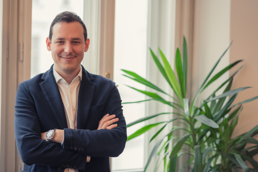 Dominik Wegmayer - Co-Founder und CEO von PAYUCA Parking Solutions