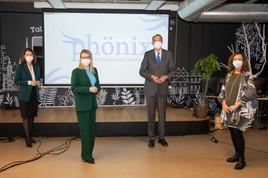 Gründerpreis PHÖNIX: Auszeichnung für die besten Start-ups, Spin-offs, Prototypen und Female Entrepreneurs verliehen