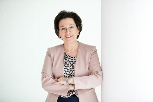 """Margarte Kriz-Zwittkovits, Vorsitzende von """"Frau in der Wirtschaft"""" Wien"""