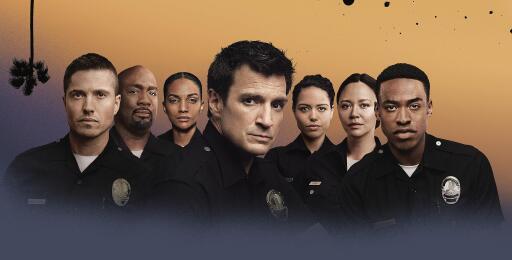 """Spätberufener Ordnungshüter: LAPD Rekrut John Nolan muss sich in der dritten Staffel von """"The Rookie"""" entscheiden, was für ein Polizist er sein möchte. / Weiterer Text über ots und www.presseportal.de/nr/127888 / Die Verwendung dieses Bildes ist für redaktionelle Zwecke unter Beachtung ggf. genannter Nutzungsbedingungen honorarfrei. Veröffentlichung bitte mit Bildrechte-Hinweis."""