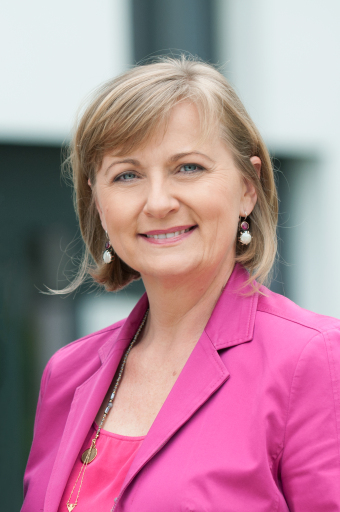 Manuela Vollmann, Geschäftsführerin von ABZ*AUSTRIA