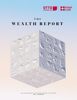 Knight Frank: Preise für Luxusimmobilien weltweit um 1,9 Prozent gestiegen