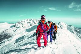 Schweiz Tourismus bringt Frauen ganz nach oben