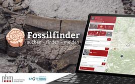 Fossilfinder: Neue App für das Citizen Science-Projekt des Naturhistorischen Museums Wien