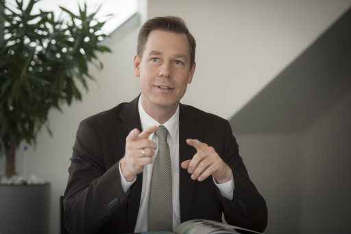 Portrait Wolfgang Kotlan, Competence Center Manager Health & Benefits
