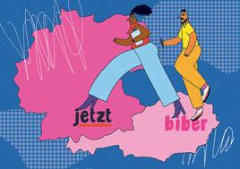 BIBER Magazin bringt Nachwuchsjournalist*innen zu Jetzt/Süddeutsche Zeitung