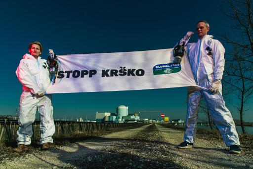GLOBAL 2000: Zehn Jahre nach Fukushima – AKW Krško abschalten