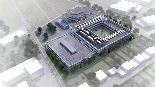 BMW Group Campus Salzburg, das Headquarter für die Region Zentral- und Südosteuropa