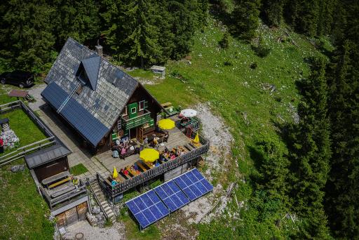 Theodor-Körner-Hütte, Salzburg. Die Akademische Sektion Wien sucht eine/n Pächterin/Pächter für die Hütte ab 2021 (Start der Saison je nach Witterung Ende Mai bis Mitte Juni).