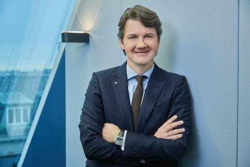 DI Gerald Fleischmann, Generaldirektor VOLKSBANK WIEN AG