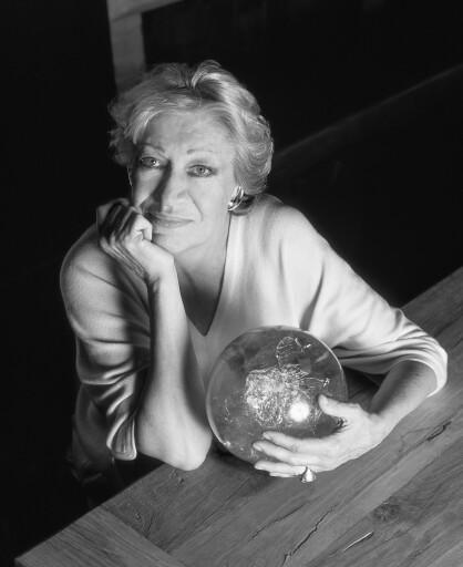 """Elsa Peretti / Weiterer Text über ots und www.presseportal.ch/de/nr/100084020 / Die Verwendung dieses Bildes ist für redaktionelle Zwecke honorarfrei. Veröffentlichung bitte unter Quellenangabe: """"obs/Elsa Peretti Holding AG"""""""