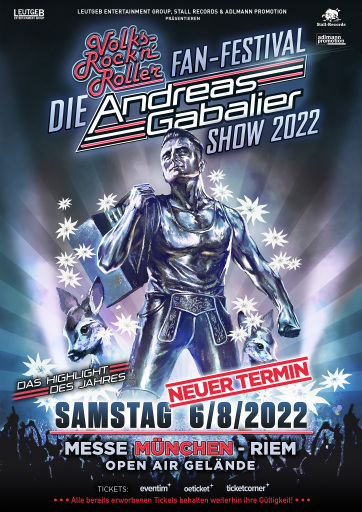 Andreas Gabalier München 06.08.2022