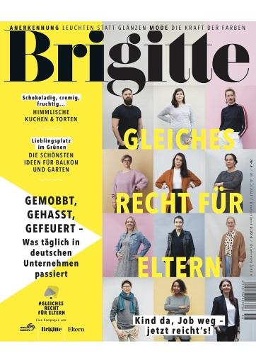 Cover_BRIGITTE 8/21 (EVT: 31.03.2021) / Weiterer Text über ots und www.presseportal.de/nr/6788 / Die Verwendung dieses Bildes ist für redaktionelle Zwecke unter Beachtung ggf. genannter Nutzungsbedingungen honorarfrei. Veröffentlichung bitte mit Bildrechte-Hinweis.