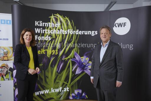 KWF - Kärntner Wirtschaftsförderungsfonds