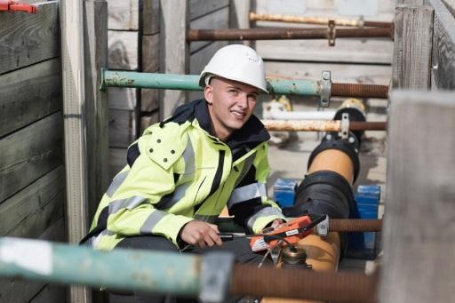 Job mit Zukunft: Lehre als Installations- und GebäudetechnikerIn