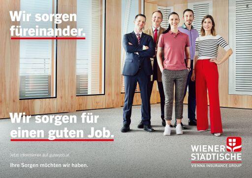 Recruiting-Offensive mit Echtheitsgarantie: Wiener Städtische setzt auf eigene Mitarbeiter