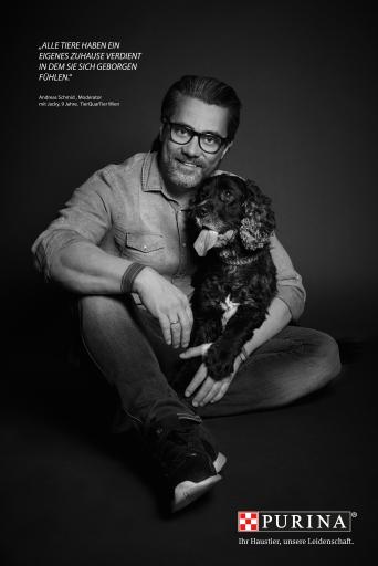 Bild zu OTS - Hund Jacky und viele weitere Bewohner des TierQuarTier Wiens warten noch sehnsüchtig auf ihre Seelenmenschen. Informationen über die einzelnen Tiere und zur Vergabe unter: www.tierquartier.at
