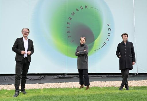 Mit der STEIERMARK SCHAU ruft Kulturlandesrat Christopher Drexler ein wegweisendes Ausstellungsformat ins Leben, das künftig alle zwei Jahre stattfinden wird.