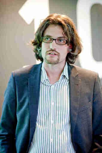 Christian Eugster, technischer Geschäftsführer der E-VO eMobility GmbH.