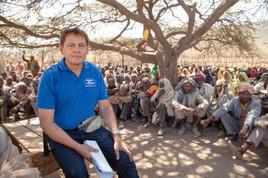 Menschen für Menschen trauert um Rupert Weber