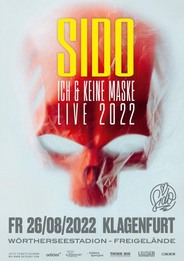 SIDO Konzertverschiebung auf 2022