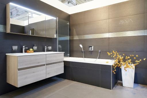 Wer wirklich sicher sein will, wünscht sich ein ALVA Bad - zu entdecken in den Bad & Energie Schauräumen.