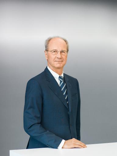 Hans Dieter Pötsch, Präsident der Deutschen Handelskammer in Österreich (DHK), Aufsichtsratsvorsitzender der Volkswagen AG sowie Vorstandsvorsitzender der Porsche SE