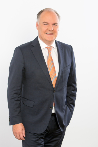 Thomas Gindele, Hauptgeschäftsführer der Deutschen Handelskammer in Österreich (DHK)