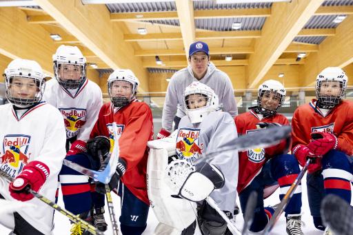 Eishockey - Matthias Trattnig - Beweg Dich - Die Bewegung für mehr Bewegung