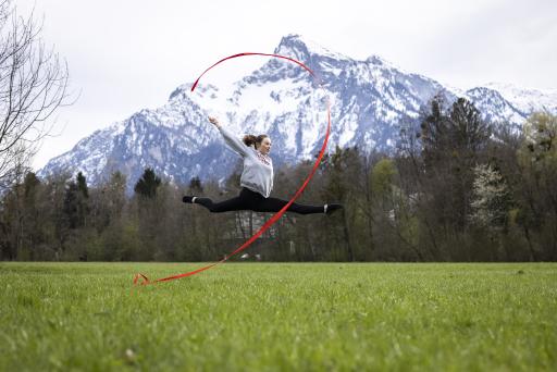 BEWEG DICH! Die Bewegung für mehr Bewegung - Rhytmische Sportgymnastik