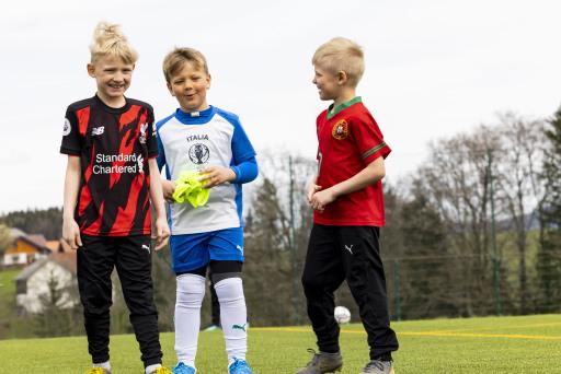 BEWEG DICH! Die Bewegung für mehr Bewegung - Fußball Kinder