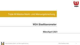 Sechs Monate nach Wahl in Wien: Klar steigende Werte für Regierungskoalition aus SPÖ und NEOS