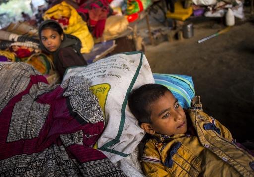 Symbol: Strassenkinder träumen von einem besseren Leben